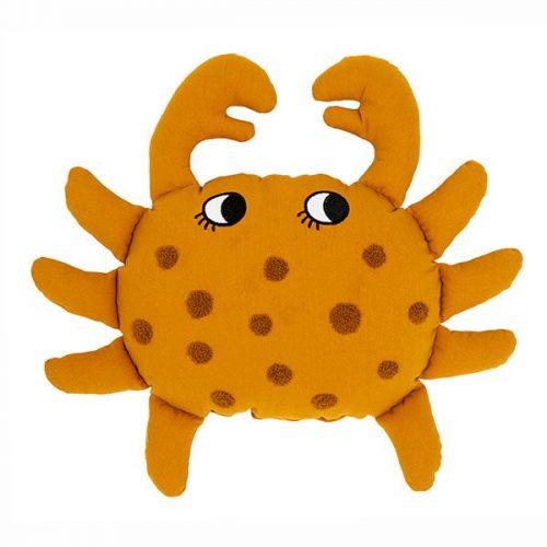 Crab cushion I Rák alakú párna