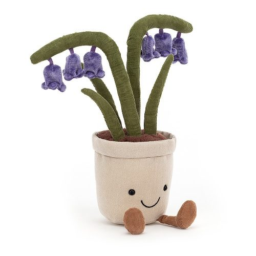 JellyCat Amuseable Bluebell - Angol kékcsengő virág