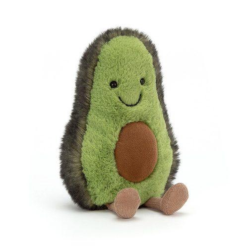 JellyCat Amuseable Avocado - kis avokádó