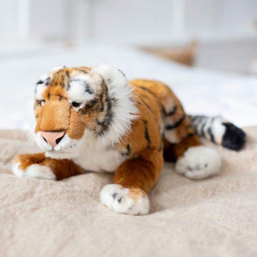 Élethű plüssik - tigris - nagy