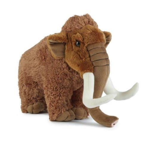 Élethű plüssik - gyapjas mamut