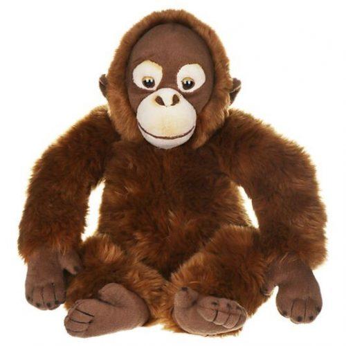 Élethű plüssik - orangután