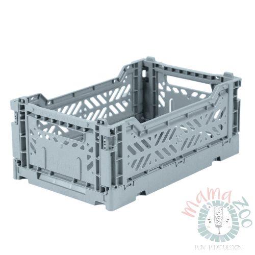 AYKASA Folding Crate - Mini Pale blue
