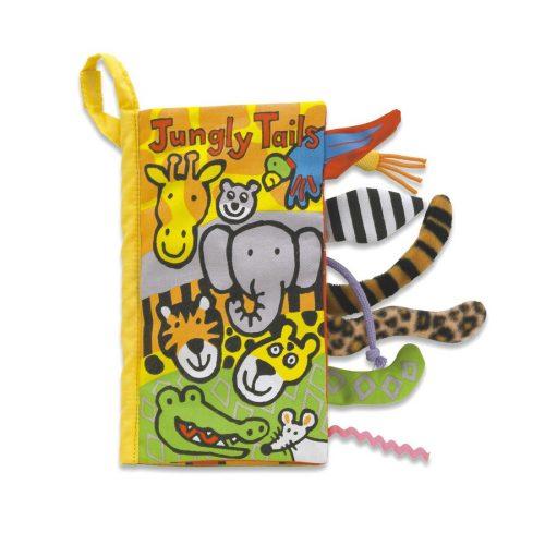 JellyCat Farkinca könyv - dzsungel