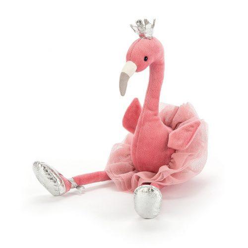 Fancy Flamingo - flamingó balerina hercegnő