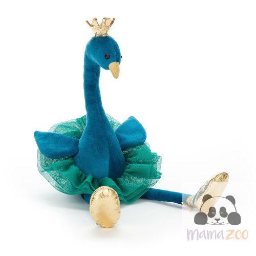 JellyCat Fancy Peacock - Páva