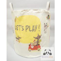Let's Play Játéktároló