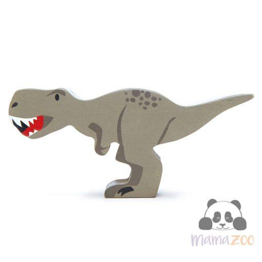 Fa dinoszaurusz Tyrannosaurus Rex Tender Leaf Toys