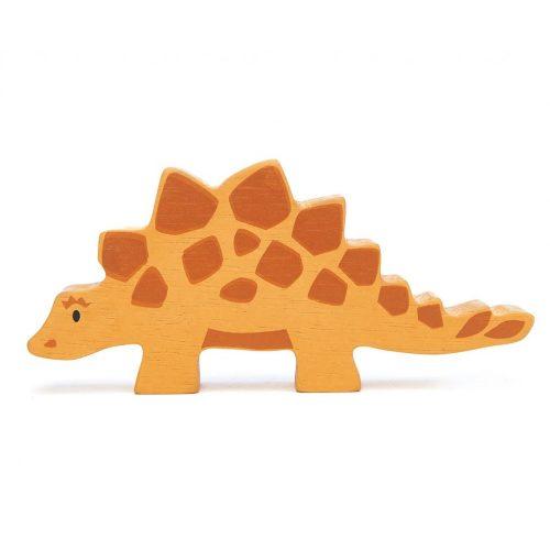 Tender Leaf Toys Fa dinoszaurusz / Stegosaurus