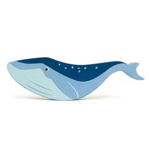 Fa bálna Whale Tender Leaf Toys