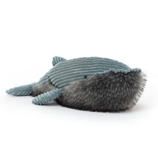 JellyCat Wiley whale - bálna