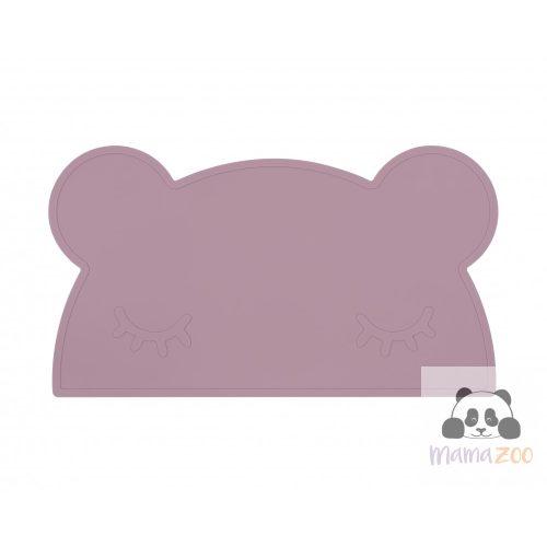 We might be Tiny Placie - dusty rose bear
