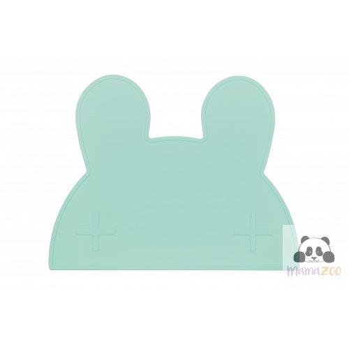 We might be Tiny Placie - minty green bunny