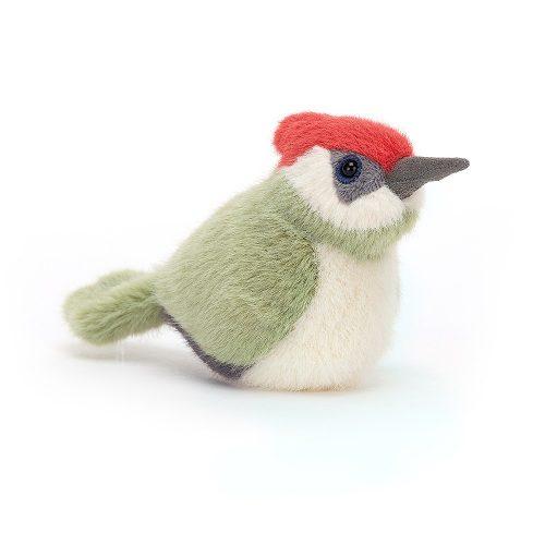 JellyCat birdling - kis harkály