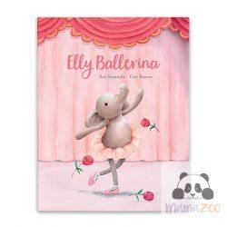 Elly Ballerina könyv