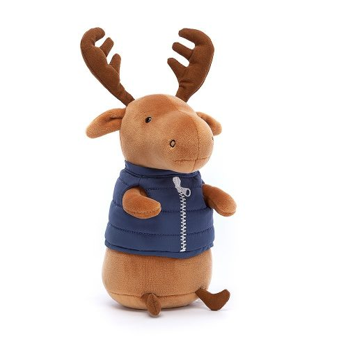 Jellycat plüss jávorszarvas | Campfire Critter Moose