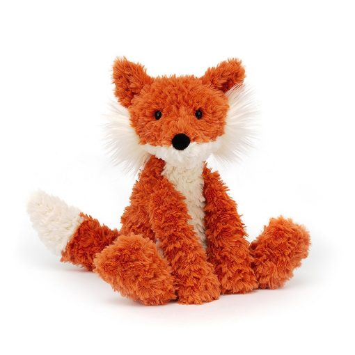JellyCat Crumble Fox - Róka