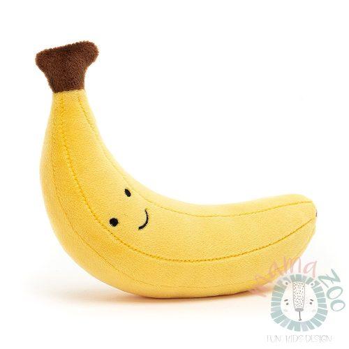 JellyCat Fabulous plüss banán