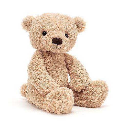 JellyCat Finley Bear maci - plüss mackó