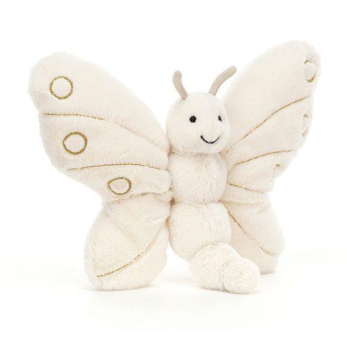 Glistening Winter Buttefly