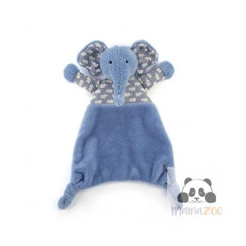 Indigo Elly - elefánt alvókendő