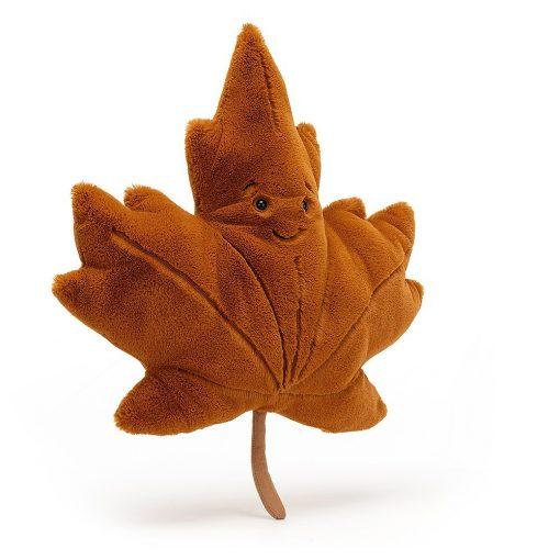 Woodland Maple Leaf