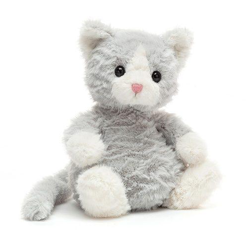 Jellycat mitten Kitten plüss cica