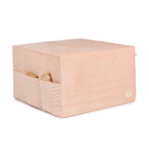 Nobodinoz kihajtható matrac huzattal / puff