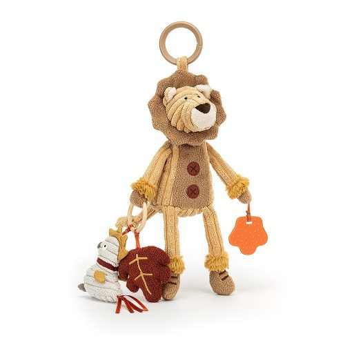 Cordy Roy Lion Activity Toy