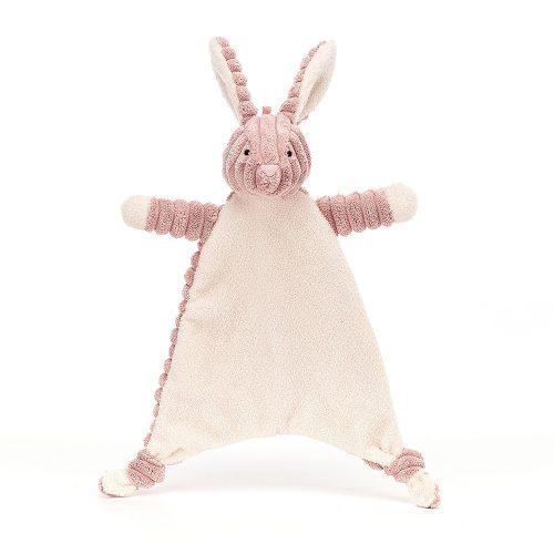 JellyCat Cordy Roy Baby bunny alvókendő, nyuszi