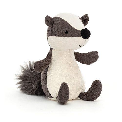 JellyCat plüss borz - Suedetta badger