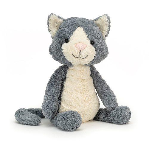 JellyCat Tuffet Cat - plüss Cica