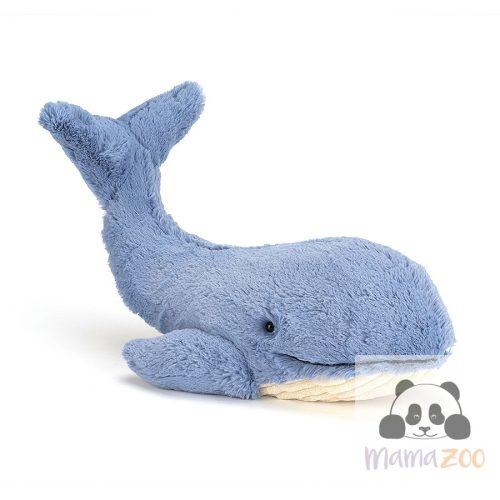 JellyCat Wilbur Whale - bálna ,  nagy