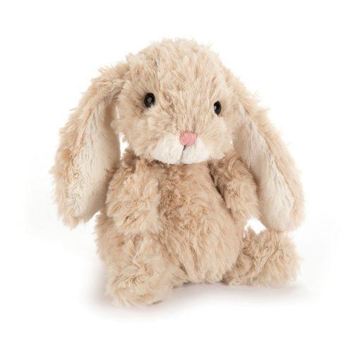 JellyCat Yummy Bunny - pici plüss nyuszi